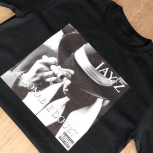 Living Icon: Jay-Z Vintage T