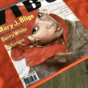 It's a VIBE: Mary J. Blige